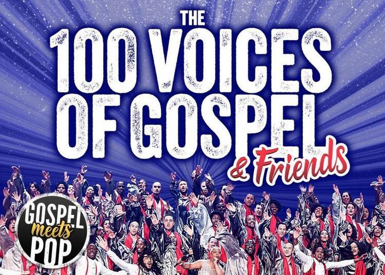 Gospel Pour 100 Voix à Aurillac