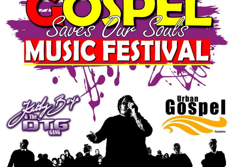 Gospel Saves Our Souls - Music Festival 3° édition 2019