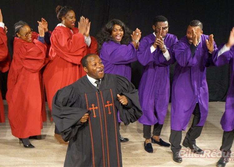 Gospel The Legend Singers à Paris 5ème