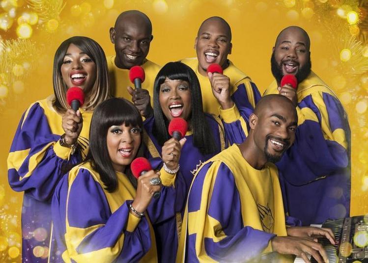 Gospel Singers En Concert à Lattes