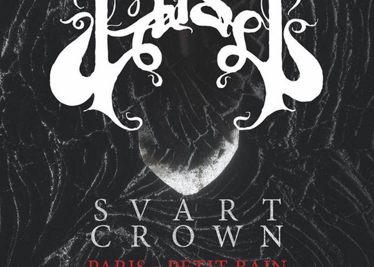 Gost + Svart Crown à Paris 13ème