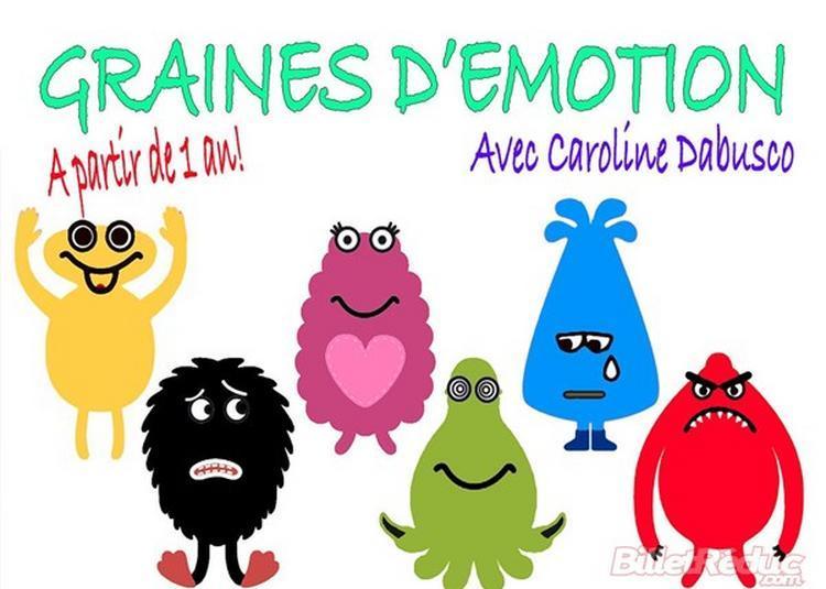 Graines D'émotions à Saint Etienne