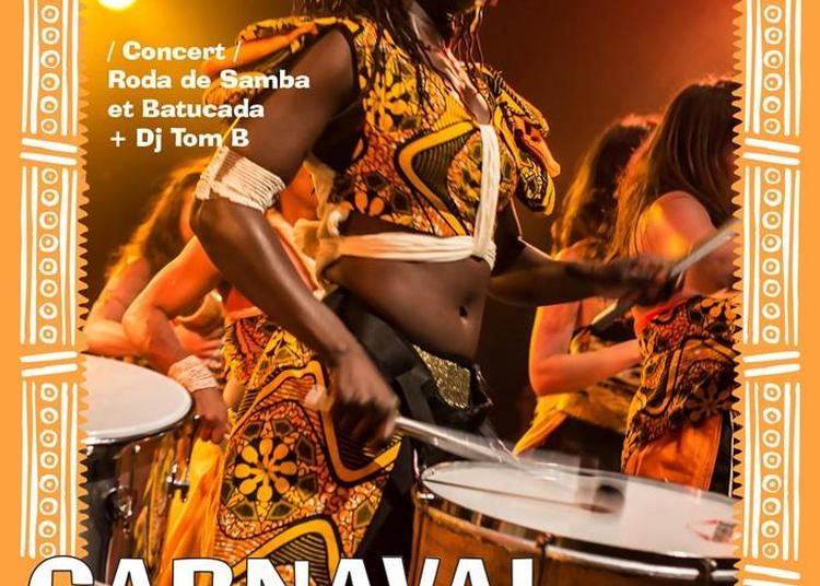 Gran Carnaval Do Brasil à Paris 19ème