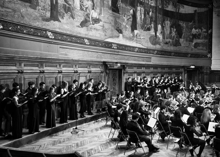 9e Symphonie de Beethoven à Paris 5ème