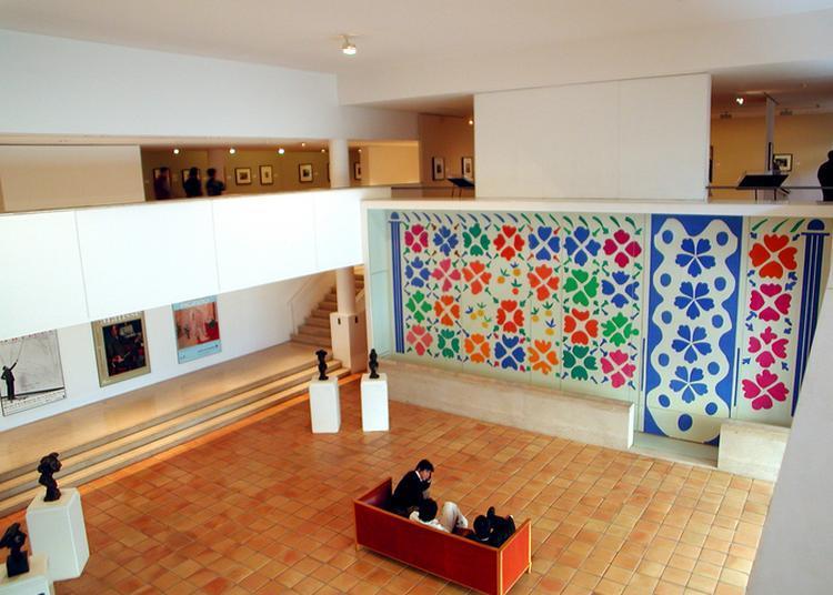 Grand Angle Sur Matisse à Nice