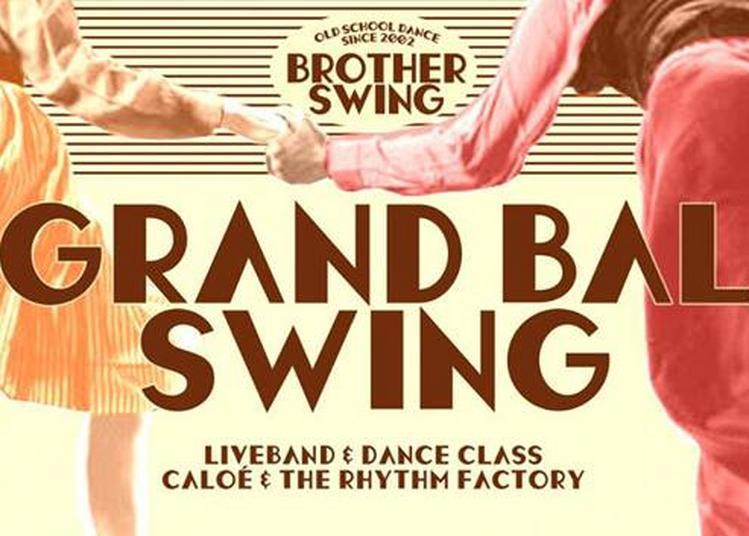 Grand Bal Swing à Paris 20ème