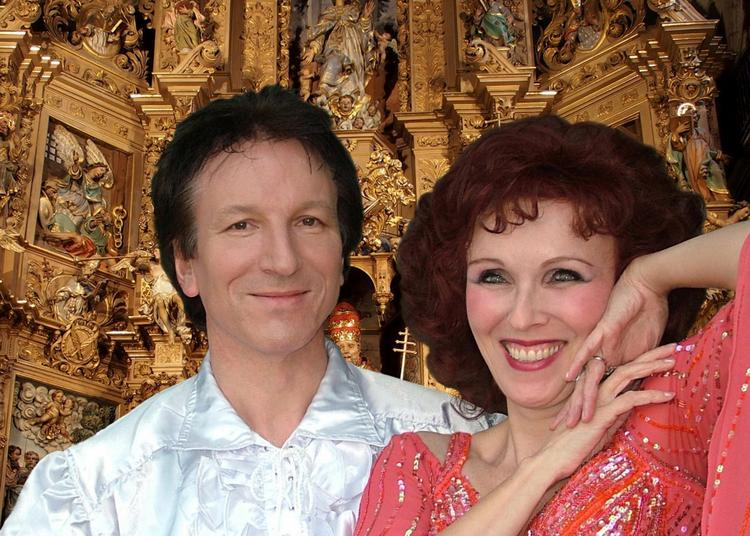 Grand Concert à l'église de Prades                     « Chants à Marie » avec Canticel