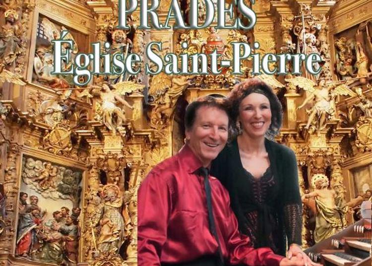 Grand Concert à l'église de Prades                  « Chants de Lumière » avec Canticel