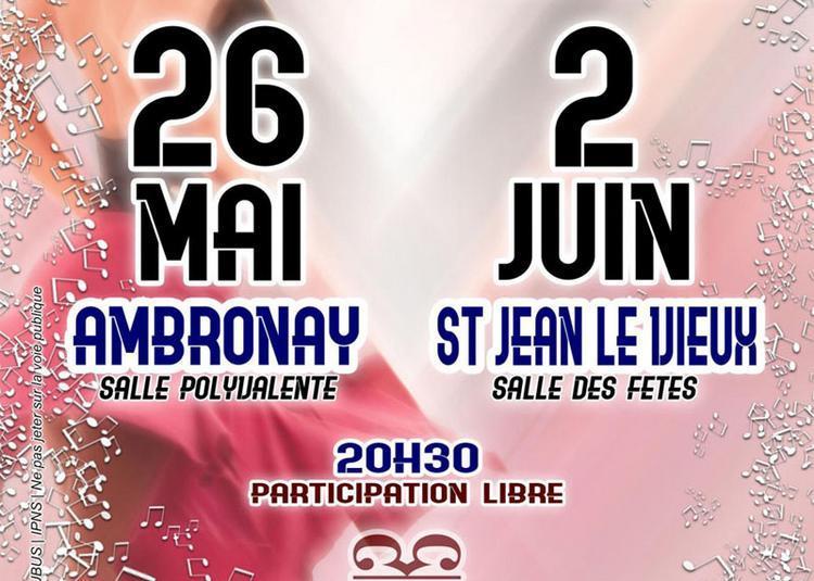 Orchestre d'Harmonie Saint Jean à Ambronay