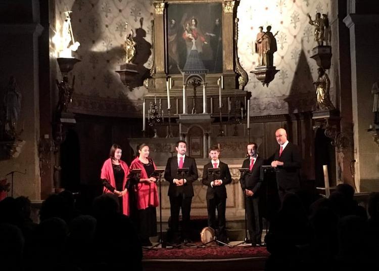 « Grand Concert De Noël Des 10 Ans Des Voix Animées » à Toulon