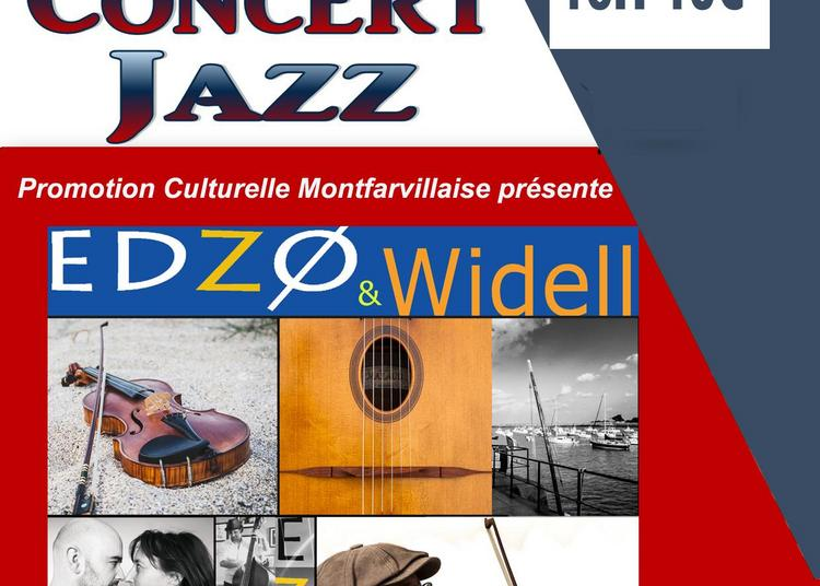 Grand concert Edzo and Widell Jazz manouche et chansons swing à Quettehou