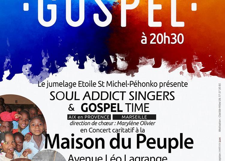 Grand Concert Gospel à Gardanne