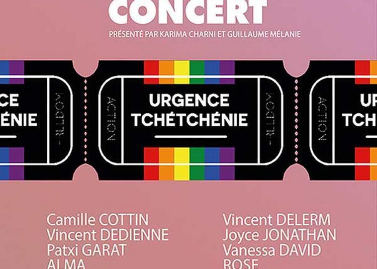 Grand Concert Urgence Tchétchénie à Paris 9ème