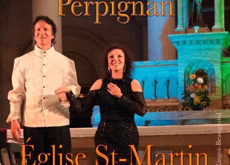 Grand Concert Vivaldi du Centenaire de l'Eglise St-Martin de   Perpignan avec Canticel