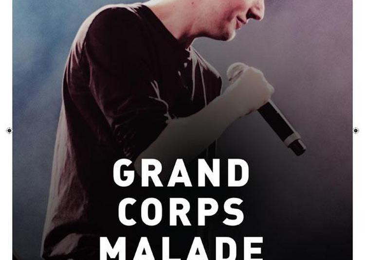 Grand Corps Malade à Chateau Thierry