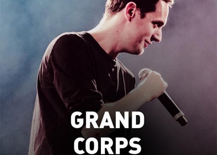 Grand Corps Malade à Paris 8ème