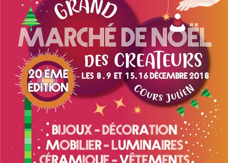Grand Marché de Noël des Créateurs à Marseille