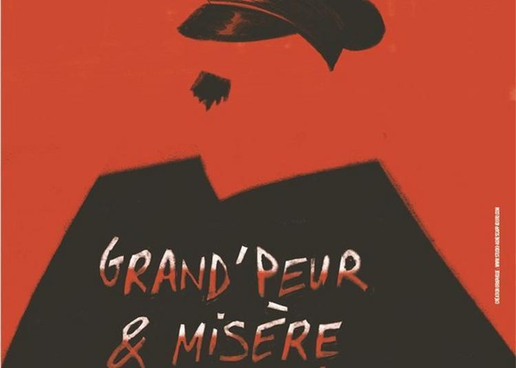 Grand'Peur & Misère Du IIIe Reich à Paris 19ème
