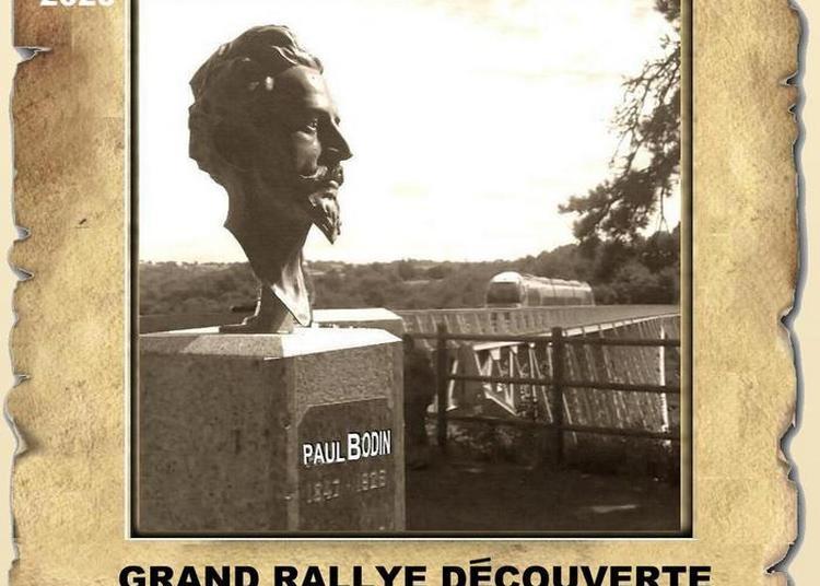 Grand Rallye Découverte En Voiture à Naucelle