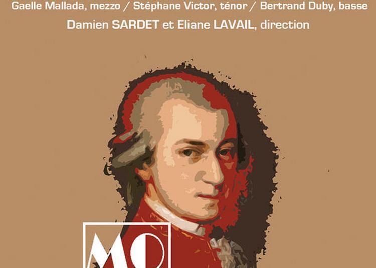 Grande Messe En Ut Mineur - Mozart à Bordeaux