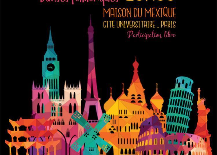 Grands airs d'Opéra et Danses folkloriues à Paris 14ème