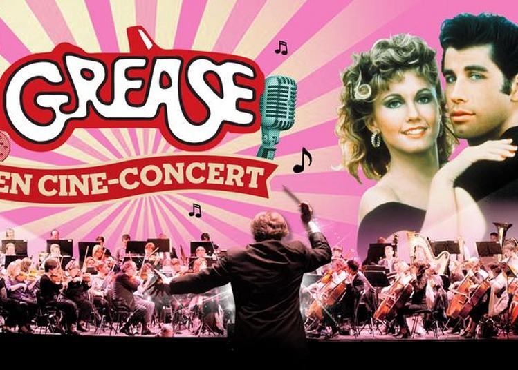 Grease en ciné-concert à Paris 2ème