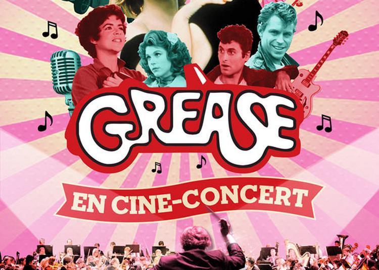 Grease en ciné-concert à Paris 2ème