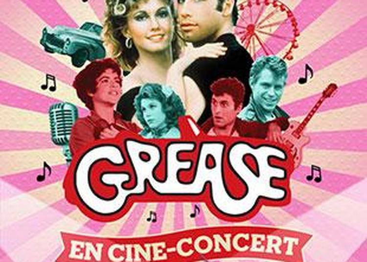 Grease en concert - Report d'avril 2020 à Nantes