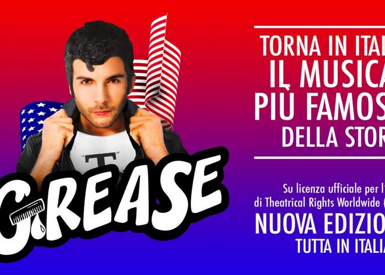 Grease à Tours