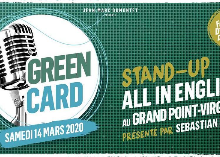Green Card à Paris 15ème