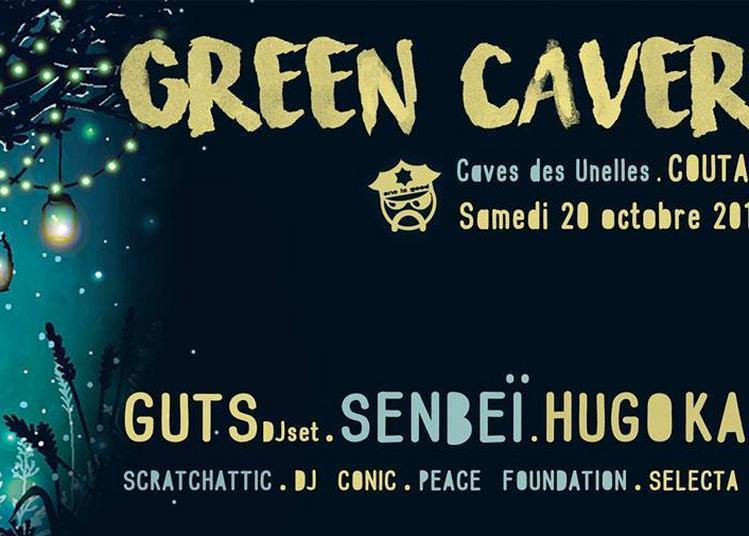 Green Cavern #2 à Coutances