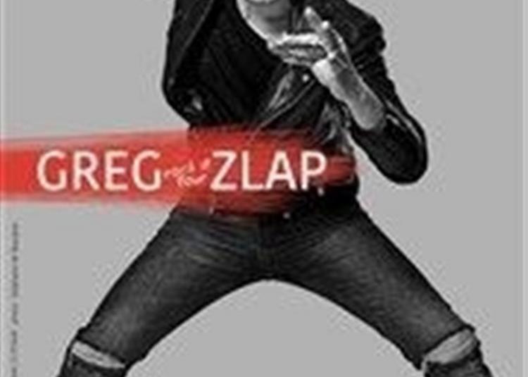 Greg Zlap à Colmar