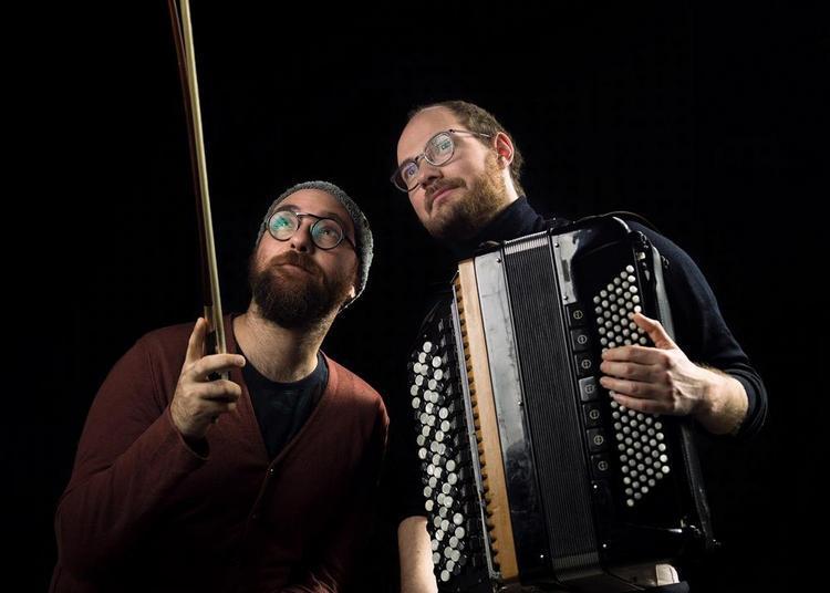 Gregory Daltin & Marco Bardoscia à Millau