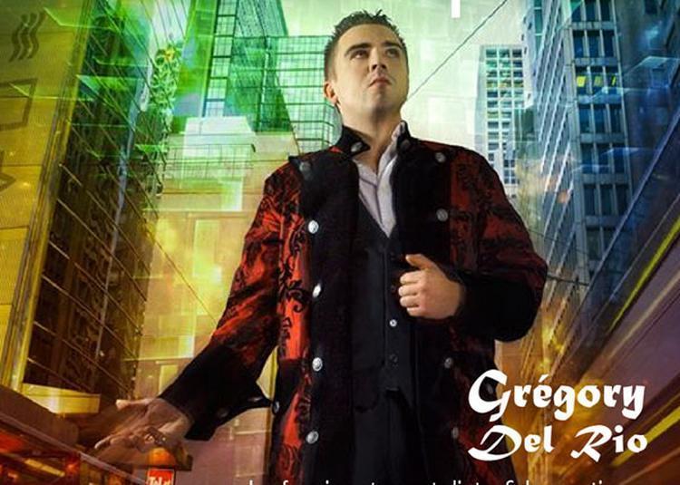 Gregory Del Rio : Mental Impact, à Blois
