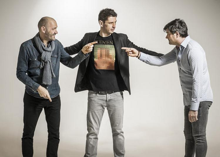 Gregory Ott Trio à La Wantzenau