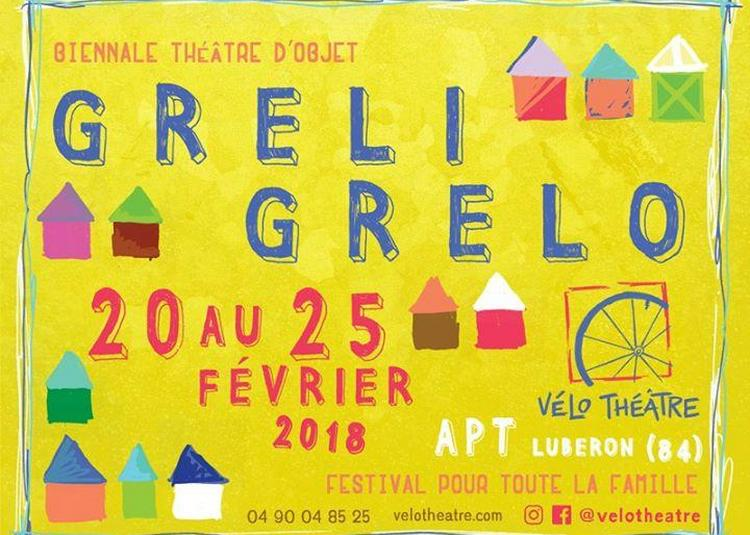 Greli Grelo 2018 à Apt