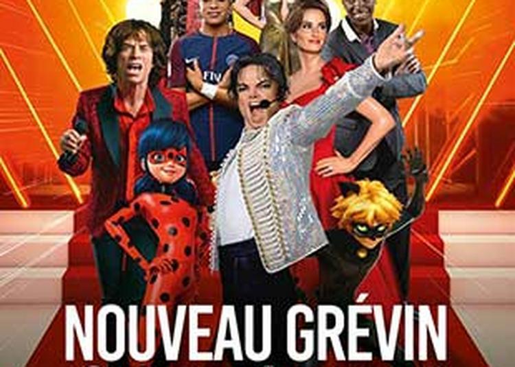 Grevin - Billet Date à Paris 9ème