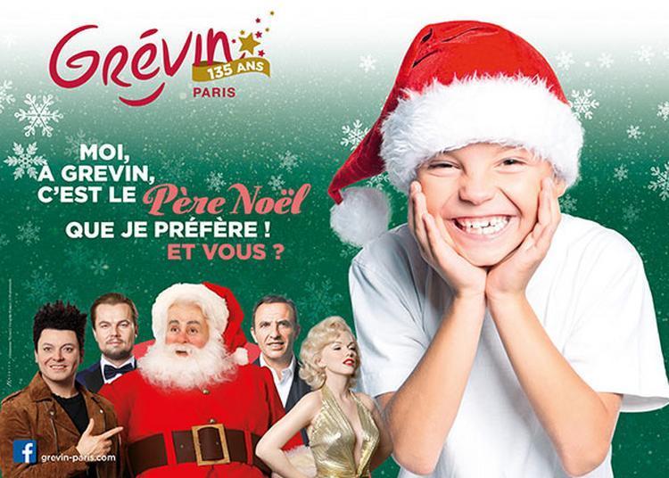 Grevin - Bon Plan Noel à Paris 9ème