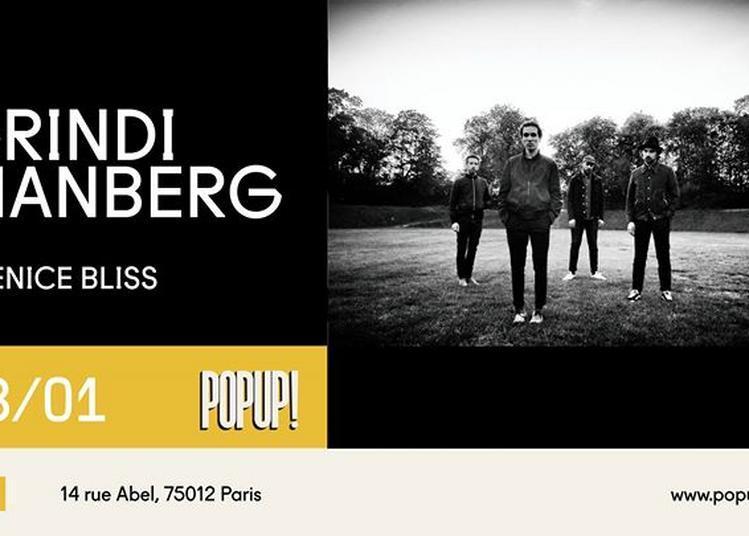 Grindi Manberg + Venice Bliss à Paris 12ème