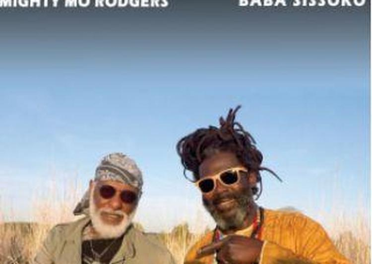 Griot Blues : Mighty Mo Rodgers & Baba Sissoko à Gennevilliers