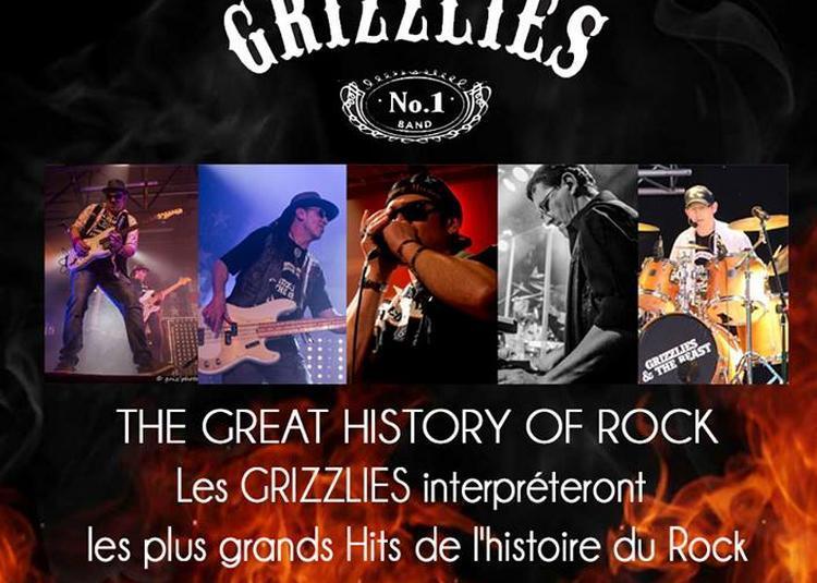 Grizzlies à Beauvais