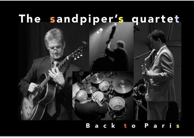 Groove & Jazz Vocalavec le Sandpiper Quartet à Paris 4ème