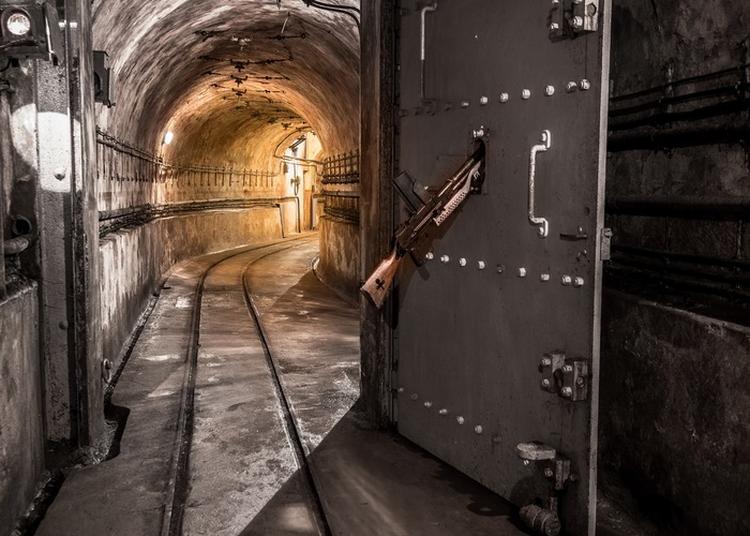 Gros Ouvrage Du Michelsberg- Ligne Maginot à Dalstein