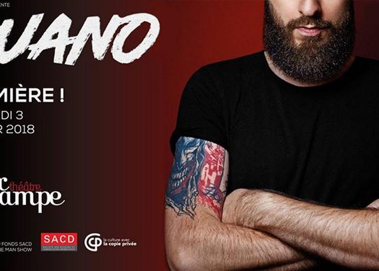 Guano Première ! à Paris 9ème