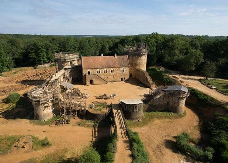 Guedelon, Ils Batissent Un Chateau à Treigny