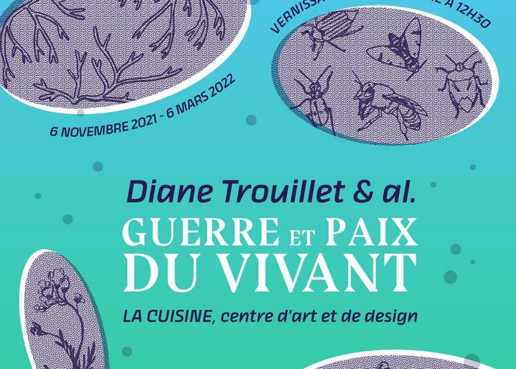 Guerre Et Paix Du Vivant / Exposition De Diane Trouillet à Negrepelisse