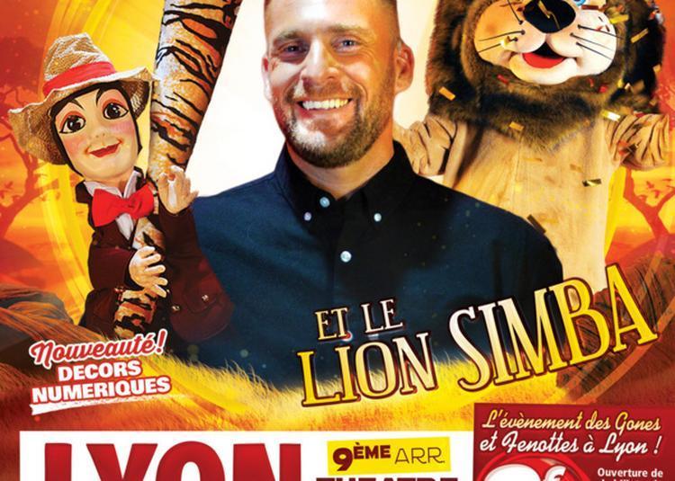 Guignol Et Le Lion Simba à Lyon