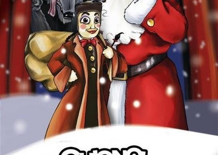 Guignol Et Les Enfants Du Père Noël à Saint Etienne