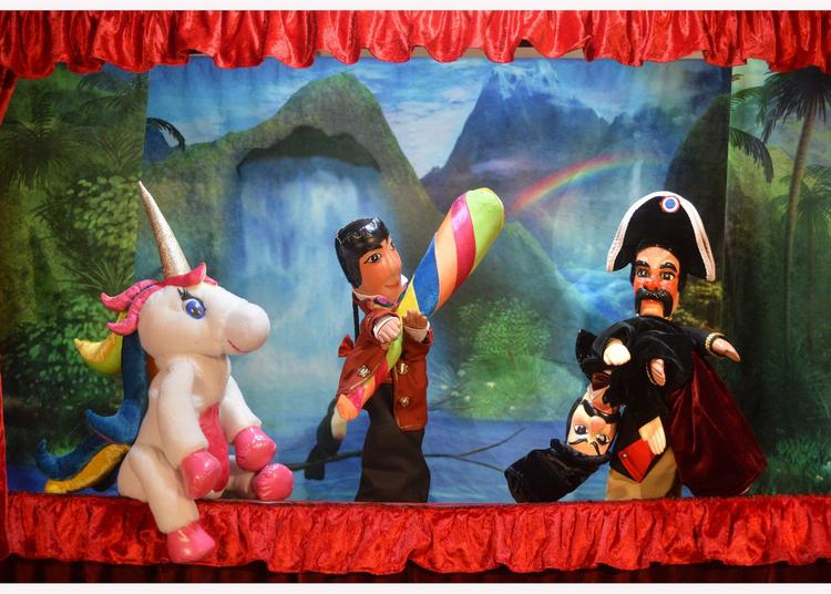 Guignol le Secret de la Licorne à Saint Antheme