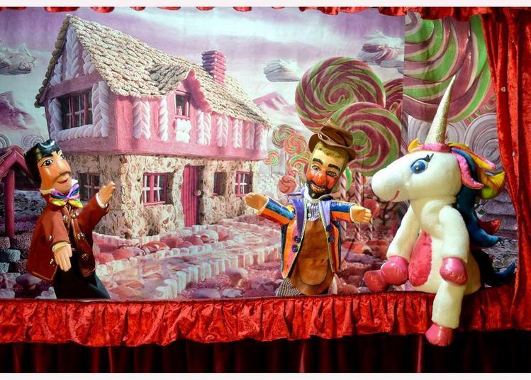 Guignol le Secret de la Licorne à Saint Heand